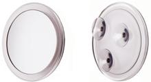 HeFe Fokus sminkspegel i Akryl med sugproppar