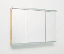 IDO Glow spegelskåp, bredd 90 cm - Ek