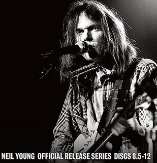 Neil Young - officiella Release serie skivor 8,5-12 (VI [Vinyl] USA...
