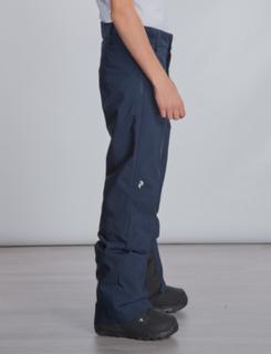 Peak Performance, JR MAROONP, Blå, Overtræksbukser/Skalbukser till Dreng, 130 cm