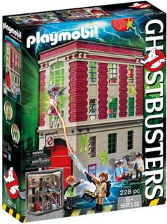 Spökjägarnas högkvarter, Playmobil Ghostbusters (9219)
