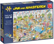 Puzzle Jan van Haasteren - Clash of the Bakers (15