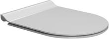 GSI Slim toalettsits med softclose & quickrelease, vit