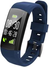 eStore S906 Vattentätt Aktivitetsarmband för iOS och Android - Blå