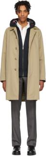 Burberry Beige Camden Coat