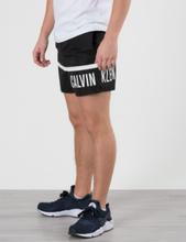 Calvin Klein MEDIUM DRAESTRING Svart Badkläder Badrockar till Kille ec999465707b9