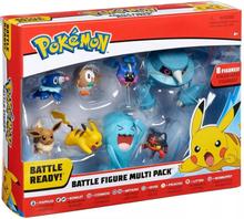 eStore Pokémon Battle 8 Figure Multi Pack Figurer Pokemon (5-8cm)