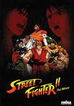 Streetfighter 2 / The movie (DVD)