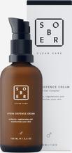 sober | Hydra Defence Cream, 24H Anti-Aging Gesichtspflege, 100ml