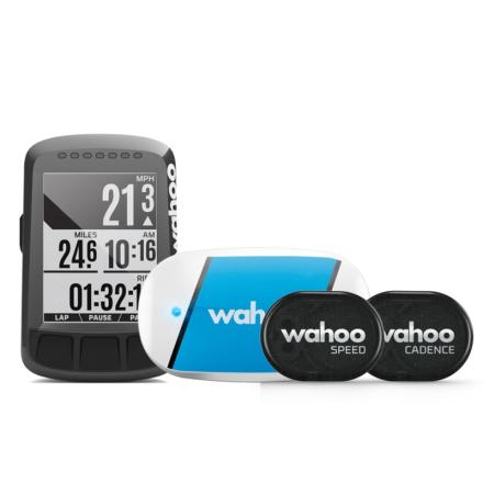 Wahoo Fitness Elemnt Bolt - GPS, Tickr, RPM gps OneSize