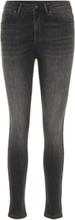 VERO MODA High Waist Skinny Fit Jeans Women Grey