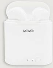 Denver Truly wireless Bluetooth hörlur