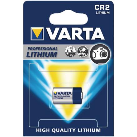 VARTA CR2 3V LITIUM BATTERI