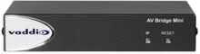 Vaddio AV Bridge Mini, USB Gateway for audio/video in/out to USB and IP stream (RTSP/RTMP)
