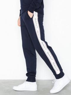 Gant O1. Gant Archive Stripe Sweat Pant Bukser Blue