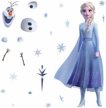 RoomMates Wallsticker Disney Frozen Elsa & Olaf