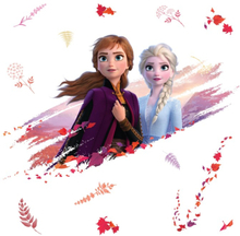 RoomMates Wallsticker Disney Frozen 2 Elsa & Anna