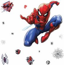 RoomMates Wallstickers Spiderman