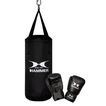 Hammer Boxing Set Junior Inkl. 6 oz hansker