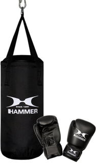 Hammer Boxing Set Junior Inkl. 6 oz hansker