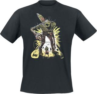 Dark Souls - Big Boss -T-skjorte - svart