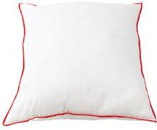 Cellbes Tyyny korkea 2-Pakkaus Valkoinen Punainen