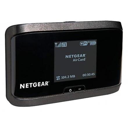 NETGEAR 4 g LTE Mobile Hotspot Router AC762S, svart