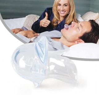 Elegance snorkeprop i silikone