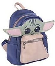 Star Wars: The Mandalorian - Faux Leather Backpack