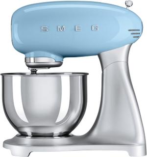 Smeg - Smeg Stand Mixer 4,8L, Pastellblå