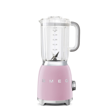 Smeg - Smeg Blender 1,5L, Pastel Pink
