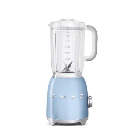 Smeg - Smeg Blender 1,5L, Pastelblå