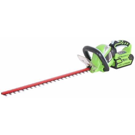 Greenworks hækkeklipper uden 40 V-batteri G40HT61 61 cm 2200907