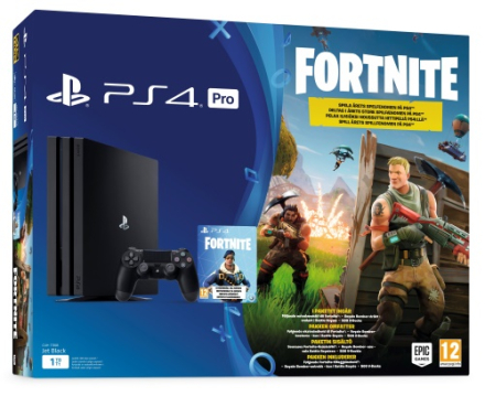 Playstation 4 Pro 1TB Fortnite