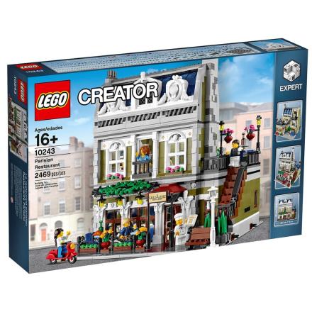 LEGO Creator Expert, 10243 LEGO® Creator Expert Pariisilainen Ravintola