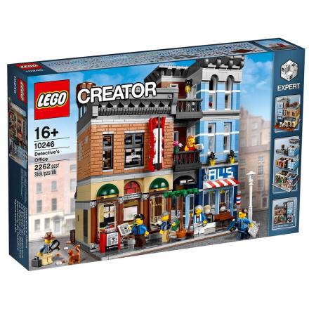 LEGO Creator Expert, 10246 LEGO® Creator Expert Etsivän Toimisto