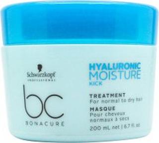 Schwarzkopf BC Bonacure Hyaluronic Moisture Kick Hair Treatment 200ml
