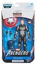 Hasbro Marvel Legends Series Gamerverse Stealth Captain America Actionfigur