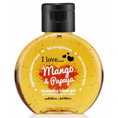 I Love Cosmetics Cleansing Hand Gel Mango & Papaya 65 ml