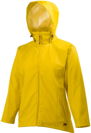 Women's Voss Jacket Keltainen XL
