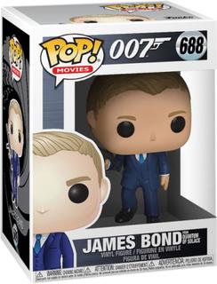 James Bond - Daniel Craig (Ein Quantum Trost) Vinyl Figure 688 -Funko Pop! - multicolor