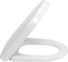 Villeroy & Boch Subway 2.0 toiletsæde kort model med softclose og quick release i hvid