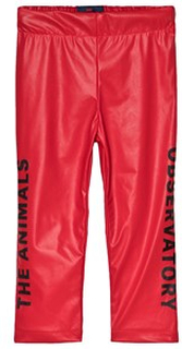 The Animals Observatory Chicken Pants Red Apple Black The Animals 2 år