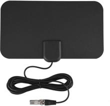 Sisäantenni full HDTV-vastaanottoon 25 dB - musta
