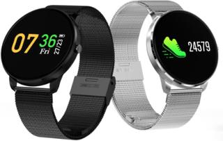 Smart Activity tracker ur i rustfrit stål