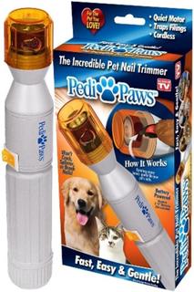 Pedi paws Elektrisk negleklipper til hunde og katte