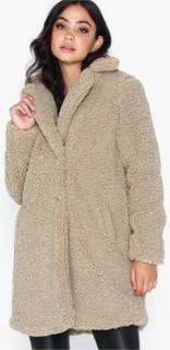 Noisy May Nmgabi L/S Jacket Noos Faux fur