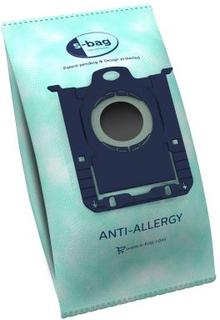 Original Støvsugerposer, S-Bag, Anti-Allergy, syntetfiber, 4st.
