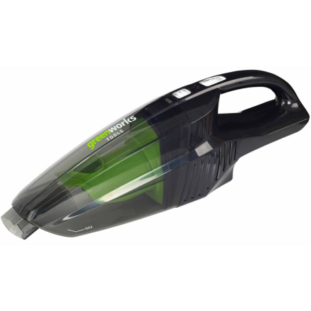 Greenworks håndstøvsuger uden 24 V-batteri G24HV 4700007