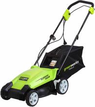 Greenworks Elektrisk gressklipper GLM1035 230 V 35 cm 2505107